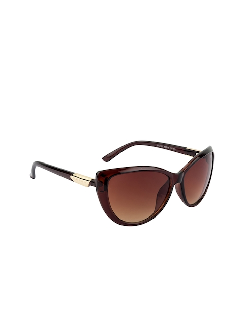 Farenheit Women Cateye Sunglasses SOC-FA-2403-C3