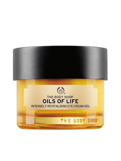 THE BODY SHOP Unisex Oils Of Life Eye Cream-Gel