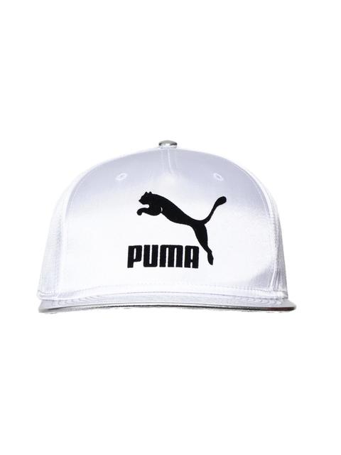 PUMA Men White Ringside PP Cap