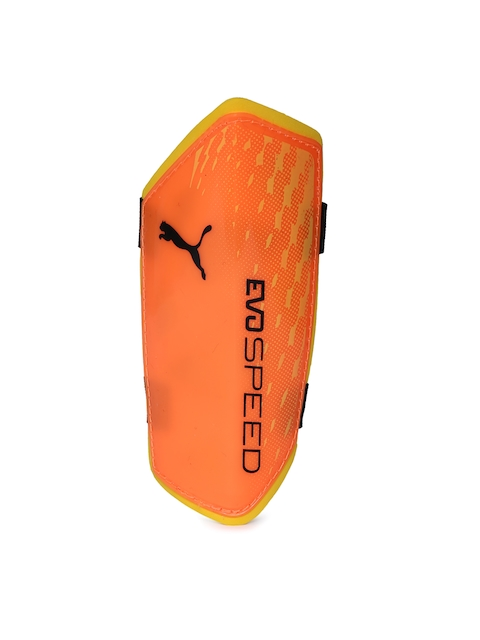 Puma Unisex Orange evoSpeed 5.5 Shinguard