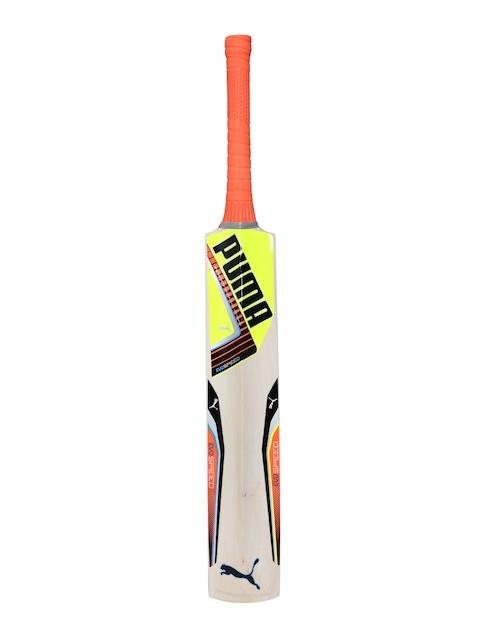 Puma Men Yellow evoSPEED 2 KW 16 Cricket Bat