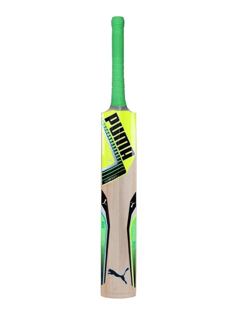 Puma Boys White & Green evoSPEED 2.5 Chromium KW 16 Cricket Bat
