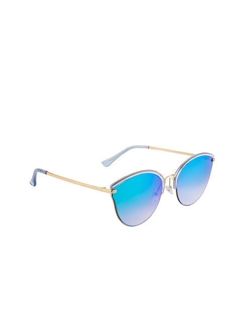 Farenheit Women Cat-Eye Sunglasses SOC-FA-79151-C92
