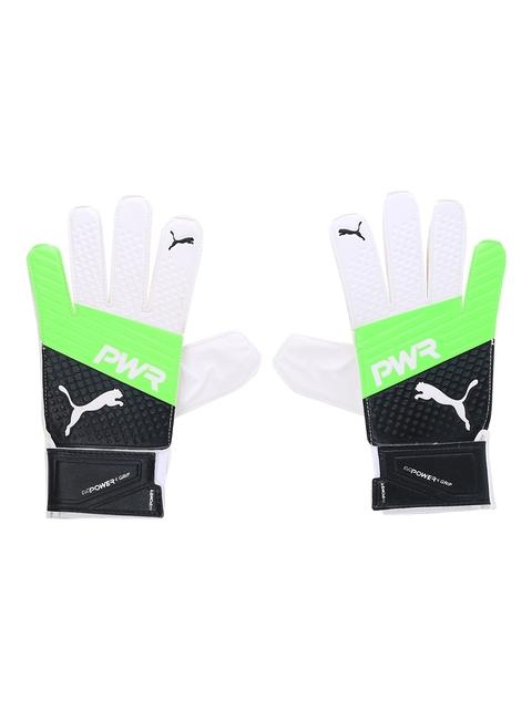 Puma Men Fluorescent Green evoPOWER Grip 4.3  Gloves