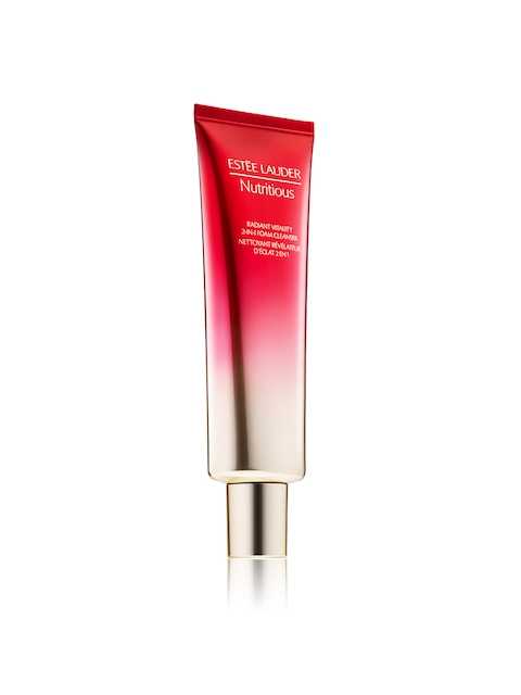 Estee Lauder Nutritious Radiant Vitality 2-in-1 Foam Cleanser