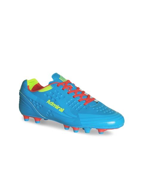 Admiral Men Blue Football Shoes