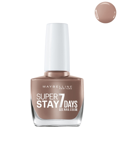 Maybelline New York Brick Tan Super Stay 7 Days Gel Nail Color 888