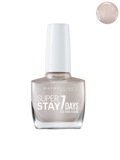 Maybelline New York Dusted Pearl Super Stay 7 Days Gel Nail Color 892