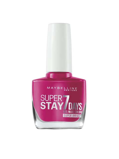 Maybelline Super Stay Impact 885 Pink Goes Nail Paint 10 ml