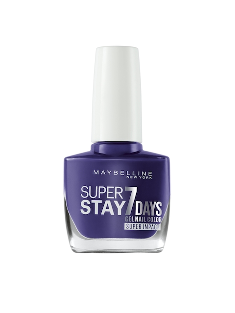 Maybelline Super Stay Impact 887 All Day Plum Nail Paint 10 ml