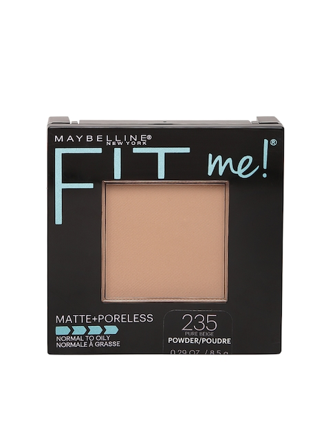 Maybelline Fit Me Pure Beige 235 Matte + Poreless Powder 8.5 g
