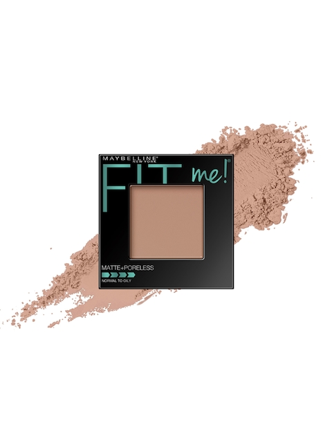 Maybelline New York Fit Me Matte With Poreless Powder Compact, 235 Pure Beige