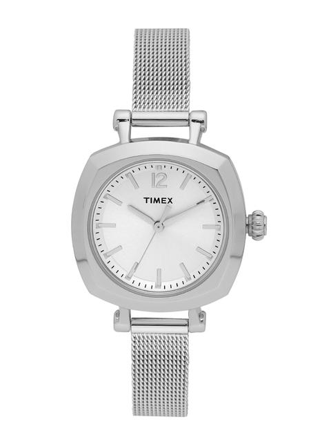 Timex TW2P62900 Analog White Dial Women's Watch