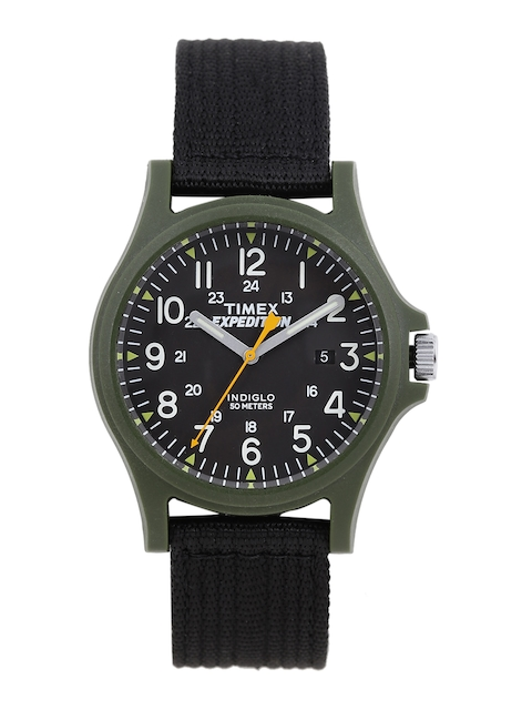 Timex Men Green Analogue Watch TW4999800