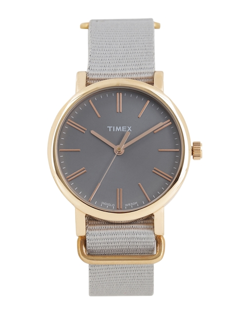 Timex Women Grey Analogue Watch TW2P88600