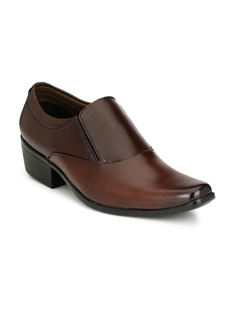 Sir Corbett Men Brown Formal Shoes
