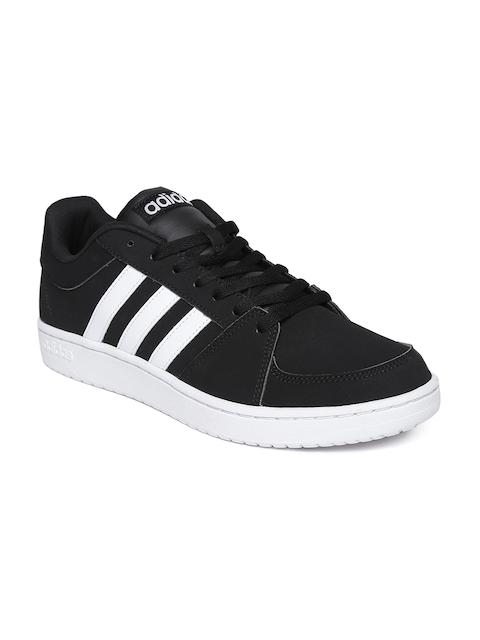 Adidas NEO Men Black VS Hoops Sneakers