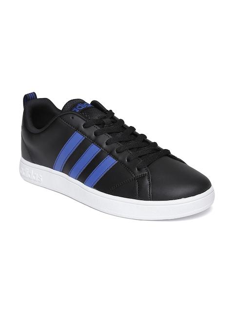 Adidas NEO Men Black VS Advantage Sneakers