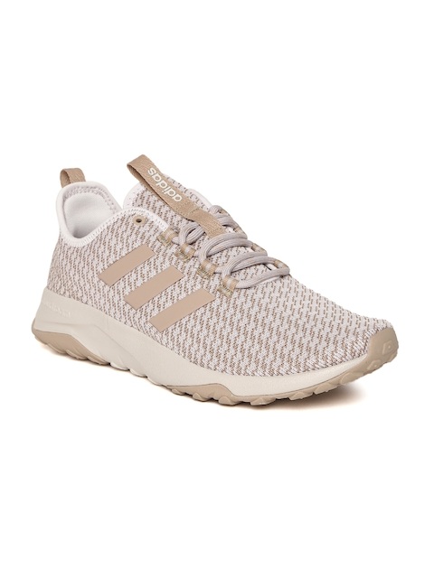 Adidas NEO Men Beige CF SUPERFLEX Sneakers