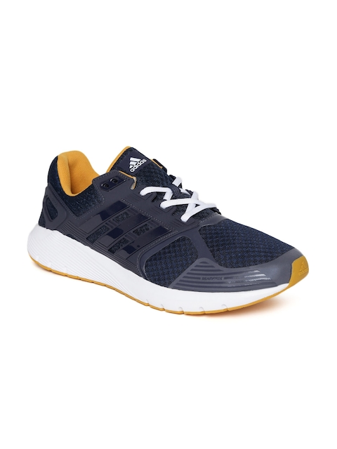 Adidas Men Navy Blue Duramo 8 Running Shoes