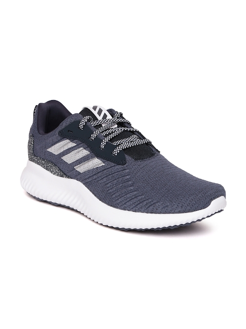 Adidas Men Purple Alphabounce RC Running Shoes