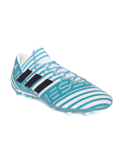 ADIDAS Men Blue NEMEZIZ Messi 17.3 FG Football Shoes