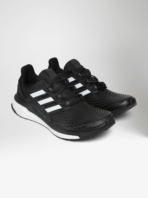 Adidas Men Black Energy Boost Running Shoes