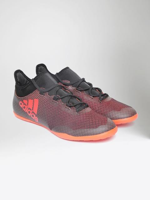 Adidas Men Charcoal Grey X Tango 17.3 IN Football Shoes