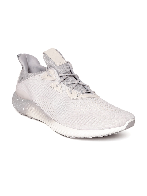 Adidas Men Off-White Alphabounce 1 Reigning Champ Running Shoes
