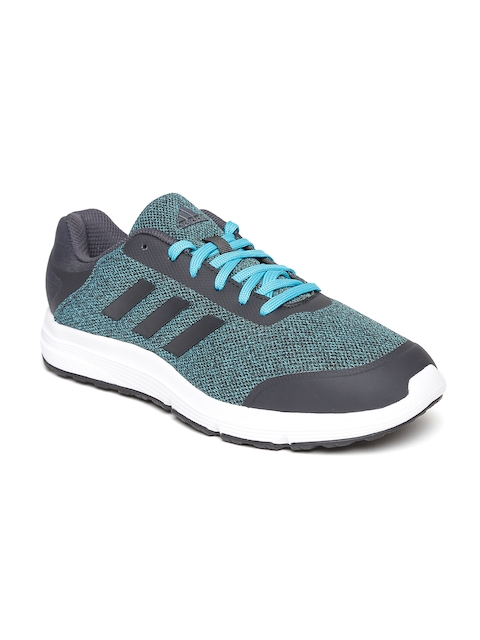 ADIDAS Men Blue & Black Stardrift Running Shoes