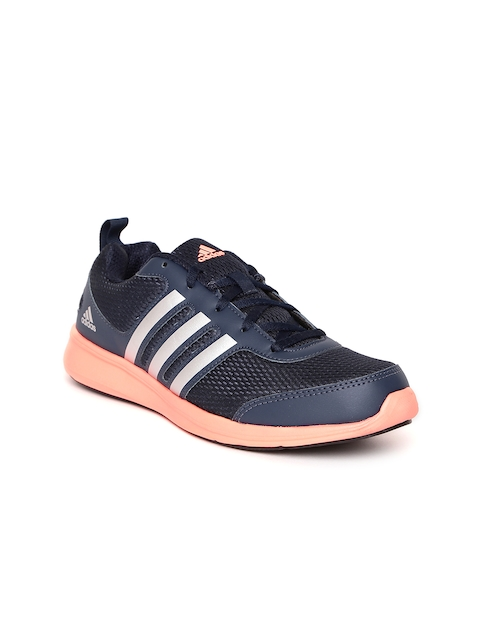Adidas Women Navy YKING Running Shoes  available at myntra for Rs.1649
