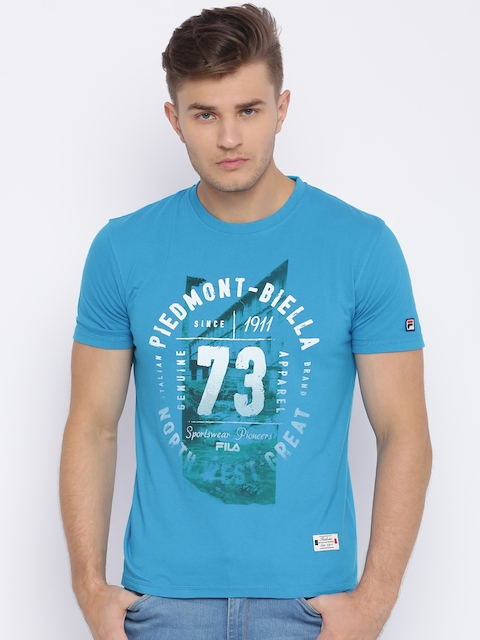 a9b3857e0d25 Fila Men T-Shirts   Polos Price List in India 27 April 2019