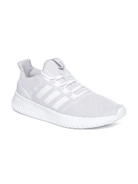 Adidas NEO Men Grey CLOUDFOAM ULTIMATE Sneakers