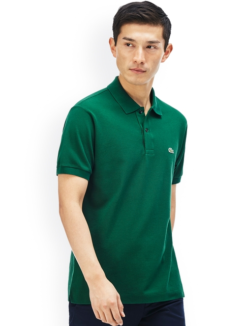 Lacoste Green Classic Fit L.12.12 Polo