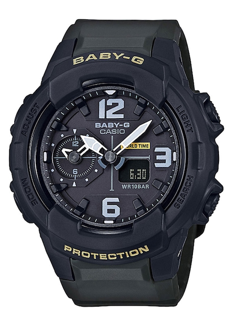 CASIO Baby-G Women Black Analogue & Digital Watch B171