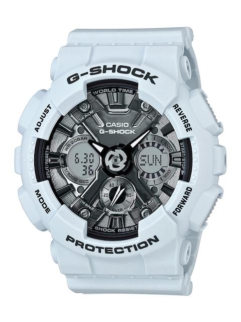 Casio G-Shock GMA-S120MF-2ADR (G731) Analog Digital Grey Dial Men's Watch (GMA-S120MF-2ADR (G731))