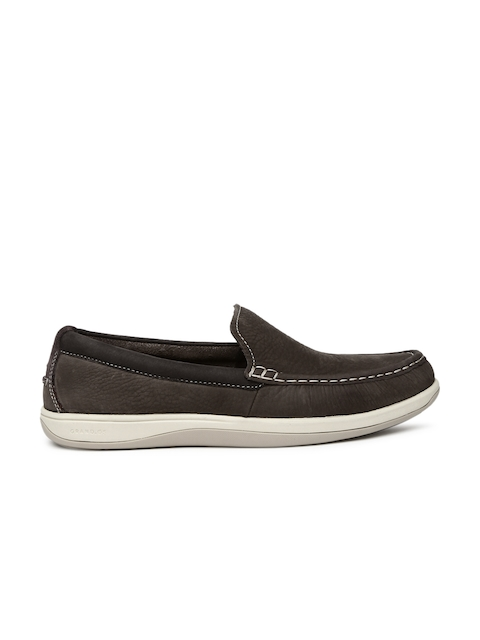 Cole Haan Men Brown Boothbay Loafers