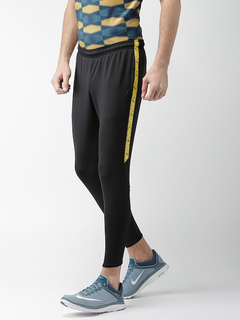 Nike Black AS M NK DRY SQD PANT KP Tights