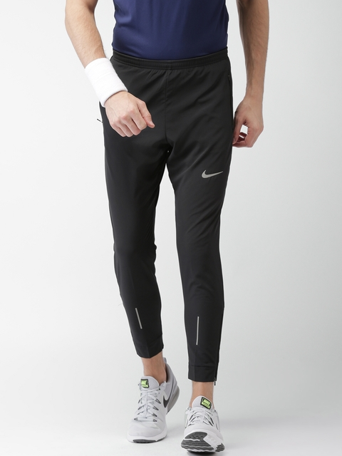 Nike Black AS M NK FLX  PANT ESSNTL WOVEN Track Pants