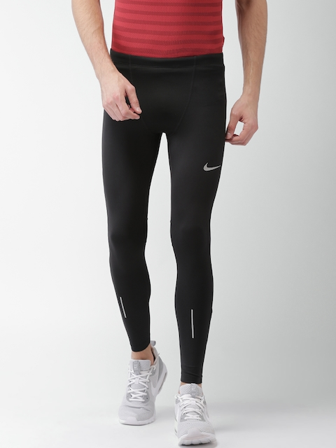 Nike Black AS M NK PWR RUN Tights
