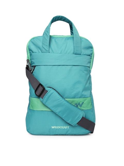 Wildcraft Unisex Turquoise Blue Tote S Laptop Bag