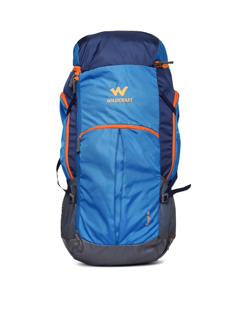 Wildcraft Unisex Blue Verge 65 Rucksack
