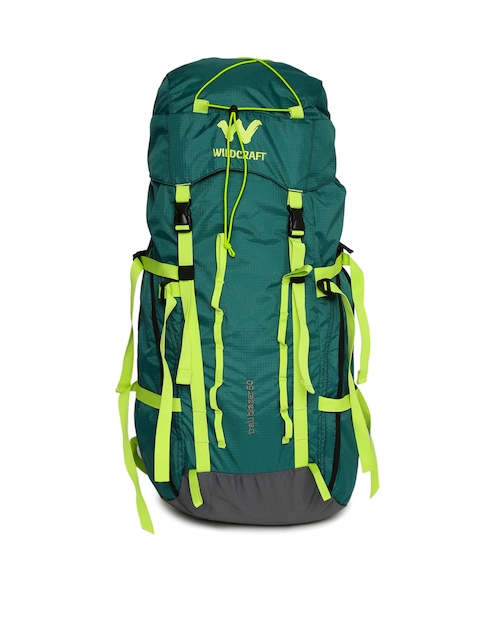 Wildcraft Unisex Green Trailblazer Rucksack