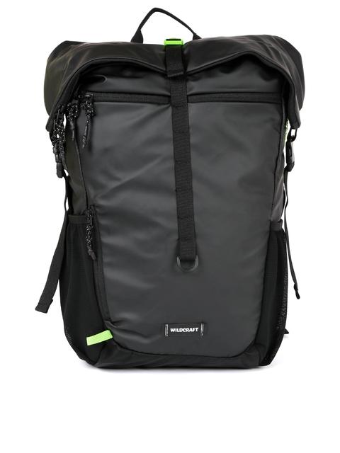 Wildcraft Unisex Black Deviant Backpack