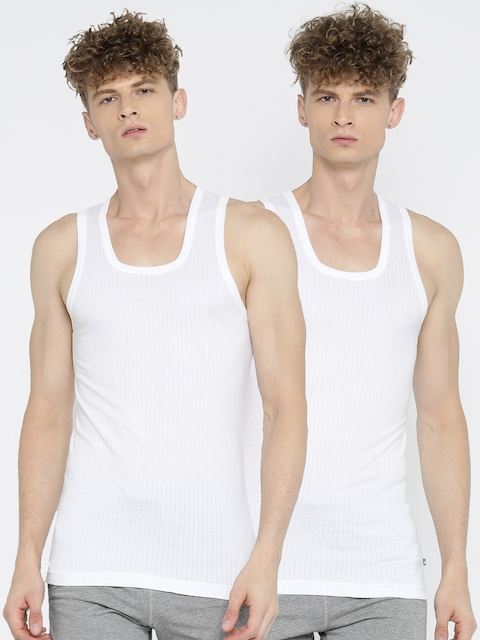 Jockey Pack of 2 Innerwear Vests 8820-0205