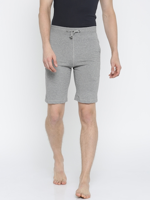 Jockey Grey Lounge Shorts US89-0103-GM-CM