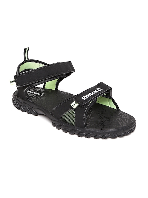 Reebok Men Black AZTRIX LP Sports Sandals
