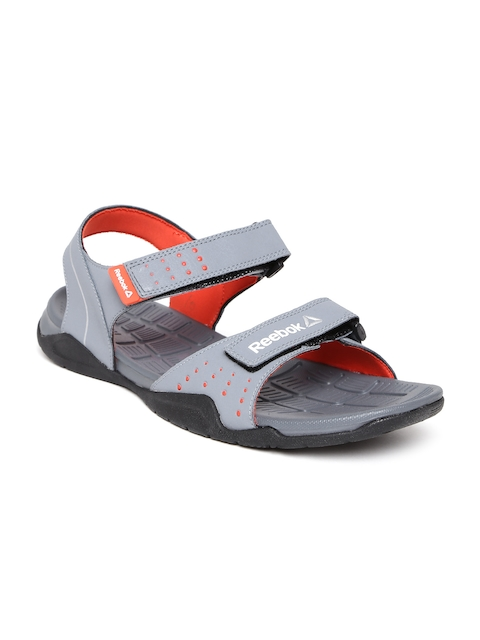 Reebok Men Grey Z Stunner Sports Sandals