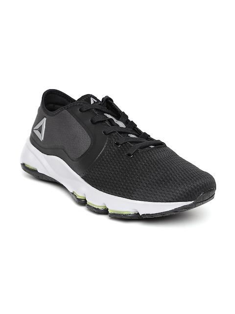 Reebok Men Black Cloudride DMX 2.0 Walking Shoes