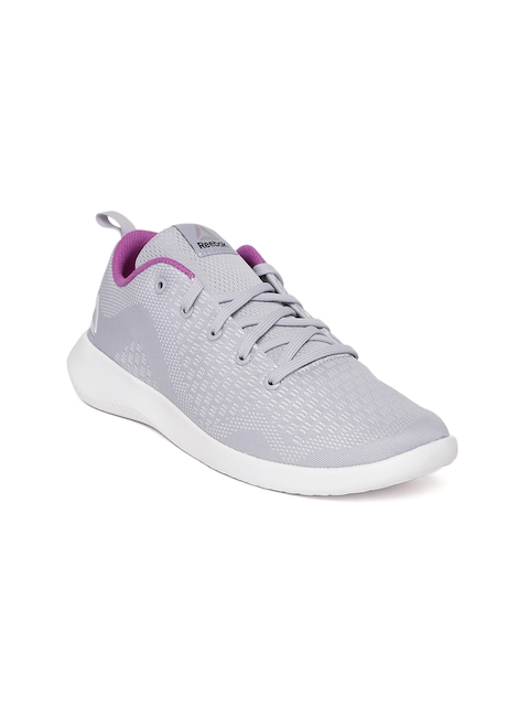 Reebok Women Grey Esoterra DMX Lite Walking Shoes